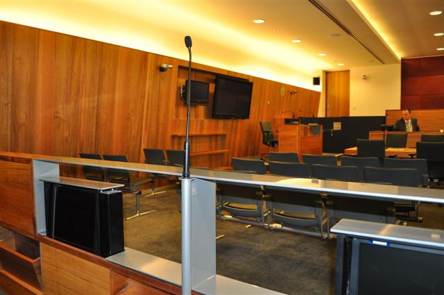 Courtroom - technology